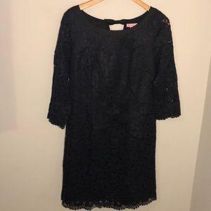Black lace Lilly dress